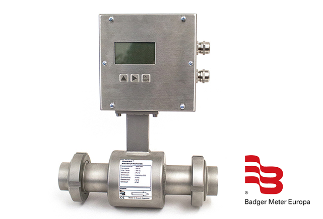 MS1000 Hygienic Mag Meter