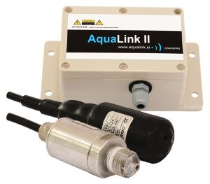 Aqualink II GSM Remote Data Logger for remote water monitoring