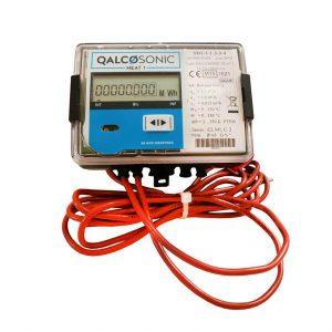 Qalcosonic Heat 1 Ultrasonic Heat Meters