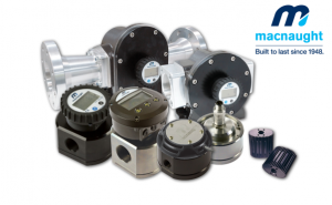 Macnaught Oval Gear Flow Meter Range