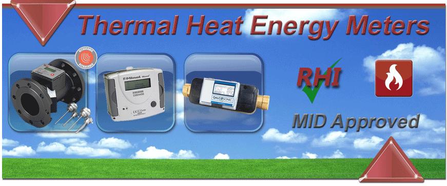 Heat Meters Rhi Utrasonic Mid Approved Flow Meters By Type