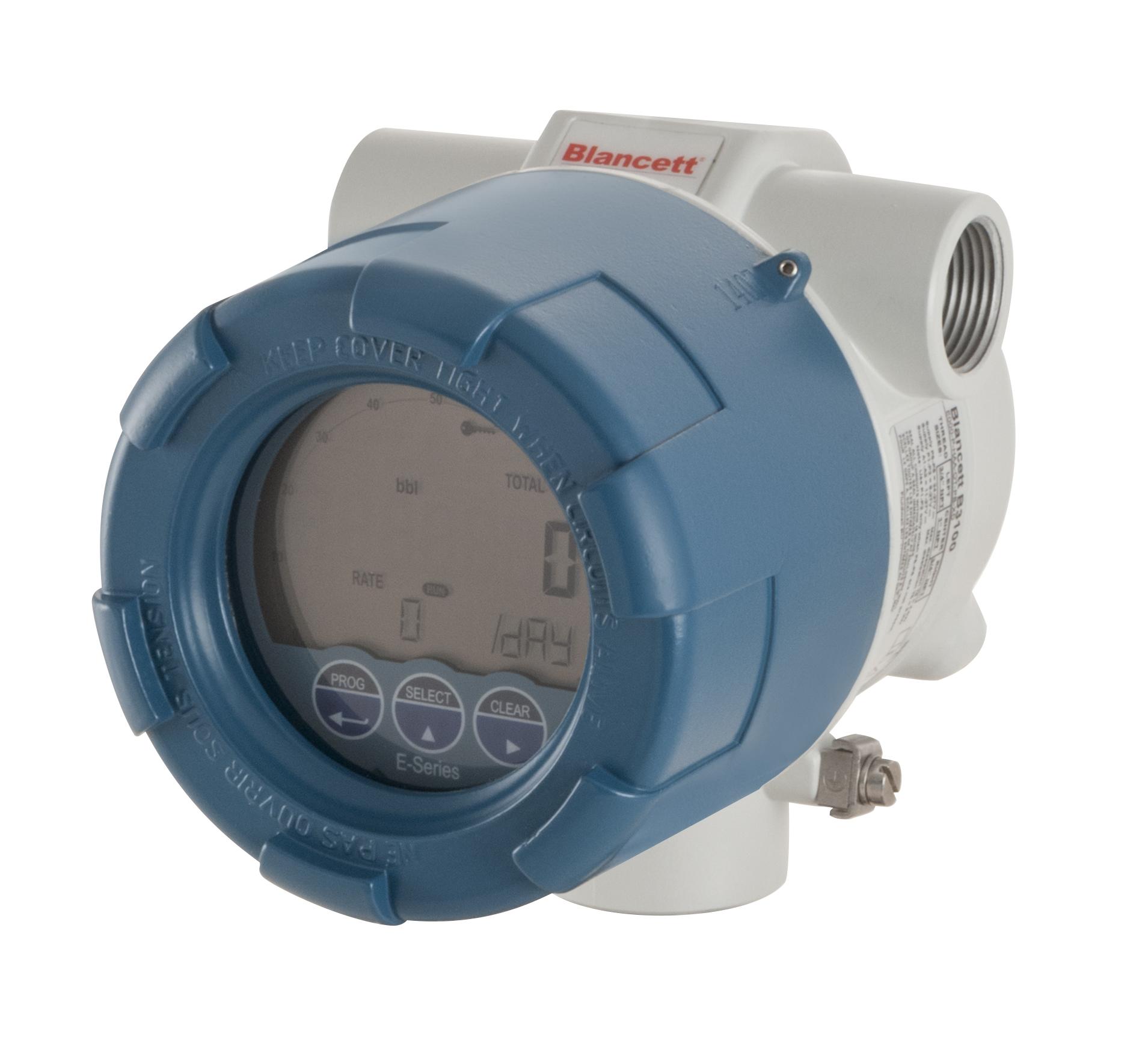 ATEX Rated Flow Monitors from Blancett