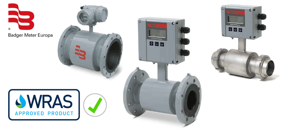 WRAS Approved Flow Meters