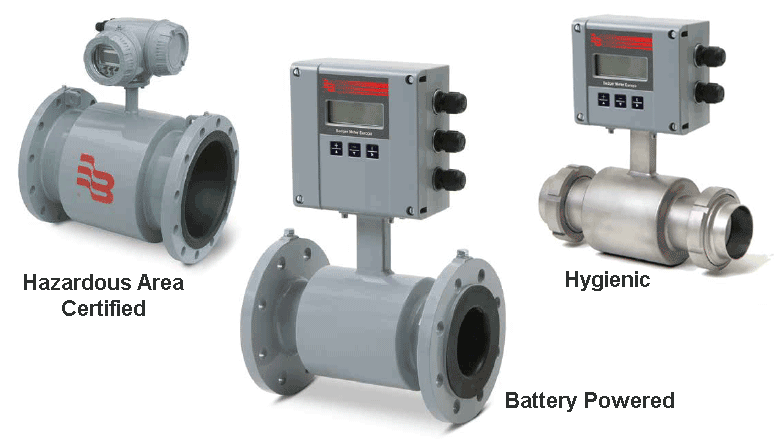 Mag Flow Meters by Badger Meter