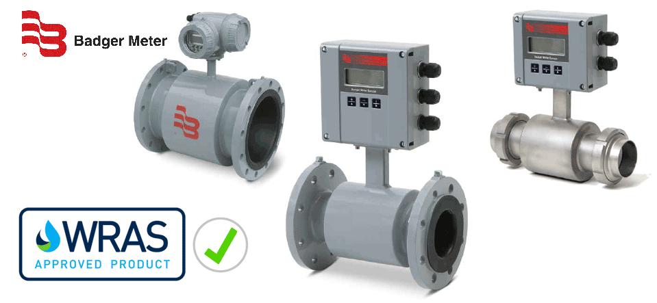 Electromagnetic Flow Meters :: Badger Meter