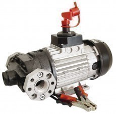 Gespasa AG-90 Fuel Transfer Pump :: 70-80 L/min 24VDC with Switch