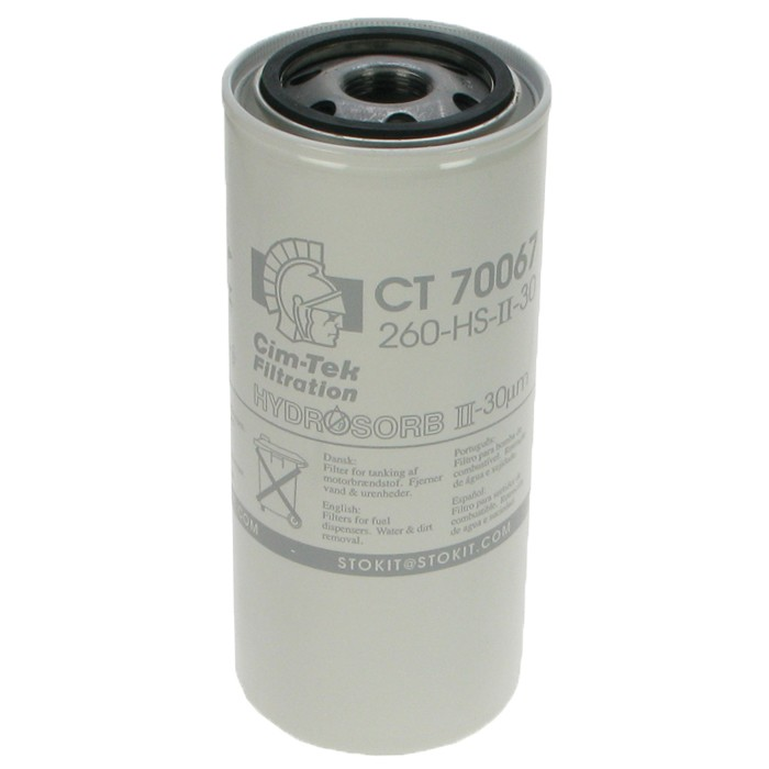 3 4 Quot Particulate Amp Water Filter Element 30 Micron 220mm