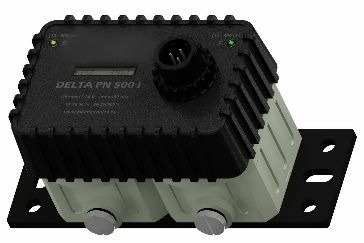 """Delta"" Differential Fuel Flow Meter (up to 500 litres/hour) with Display, Normalised Pulse Output and Additional Interface Options"