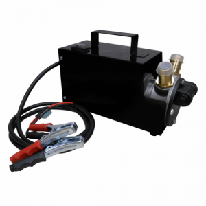 E12/24 Oil Transfer pump :: 12 or 24V DC powered