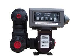 TS15A Tuthill FPP Bulk Flow Meter 23 ~ 230 L/min