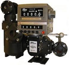 TS30A Tuthill FPP Bulk Flow Meter 76 ~ 760 L/min