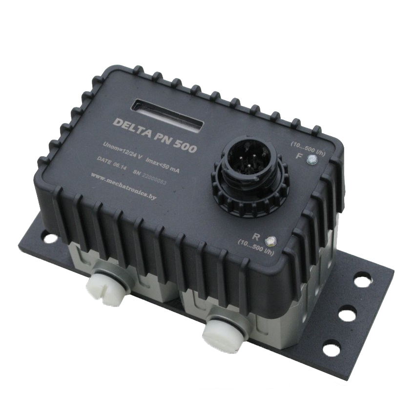 digital differential fuel flow meter 20 250 l hour pulse. Black Bedroom Furniture Sets. Home Design Ideas