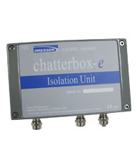 Chatterbox Opto isolation unit