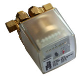 VZO 4 Aquametro Oil Meter - (1-50 Max 80 litre/hr) Pulse Output = 0.1 Litre/Pulse