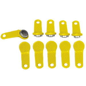 Piusi User Keys (Yellow)