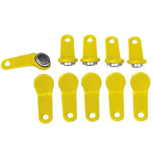 Piusi User Keys (Yellow)