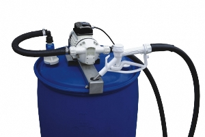 Suzzara Blue Drum Mounted Pump Kit