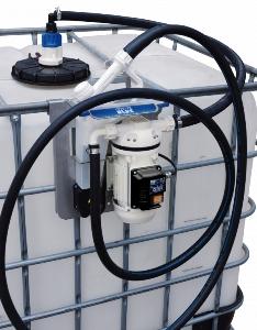 AdBlue™ IBC dispensing kit :: Suzzara Blue Basic Kit 230vAC