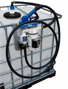 AdBlue™ IBC dispensing kit :: Suzzara Blue Pro Kit 230vAC
