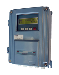 BFU-100-RF Fixed Ultrasonic Heat Meter Assembly :: Clamp-on Sensors 25mm - 100mm