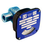 """1/2"""" Flow Monitor/Switch - PVC (100psi max)"""