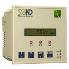 CUBE 350 :: Panel mount electricity meter