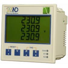CUBE 400 :: Panel mount electricity meter
