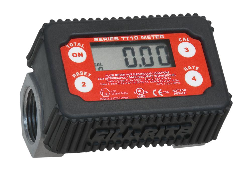 1 digital fuel turbine meter atex approved digital. Black Bedroom Furniture Sets. Home Design Ideas