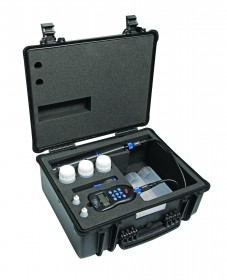 Aquaread AP-7000 Advanced Portable Multi-parameter water quality meter Package