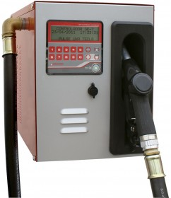 COMPACT 50K-230 Supply Kit :: Fuel Management System, 230VAC Diesel Pump, Hose and Nozzle