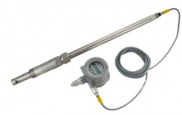 VN2000 Hot Tap Insertion Vortex Meter Kit