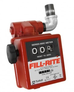 "Fill-Rite 806CL 1"" Flow meter with pulse option"