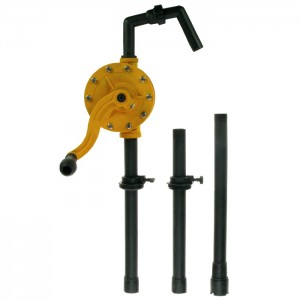 "205L 2"" BSP Drum mount PP Rotary Hand Pump"