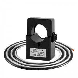 SCT24 Single Phase Split Core Current Transformer :: 100-300A