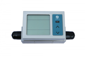 Gas Flow Meter with Detachable LCD Display :: DN12 , 300 SLPM