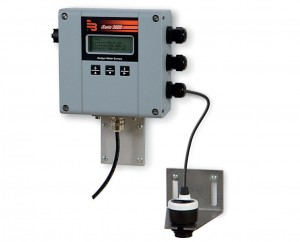 iSonic 3000 open Channel Flow Meter and Level Sensor