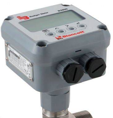 Blancett B3000 Series Flow Monitor :: Base Model