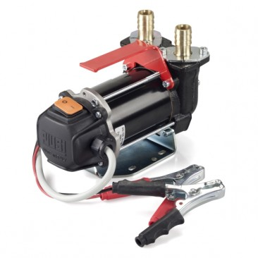Piusi Bypass 3000 12v Diesel Pump :: 2m power cable with clips