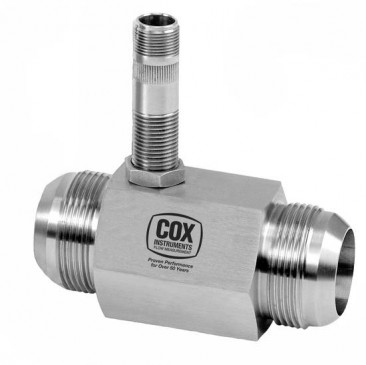 "Cox Precision Gas Turbine Flow Meter :: 1"" End Fitting"