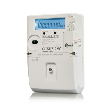 DDSD 285-P 100A Single Phase Mains electric kWh Meter