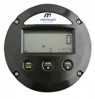 "MX100S Solvent Flow Meter :: 4"" Ports, 120 - 1200 L/Min, 12bar (175psi)"