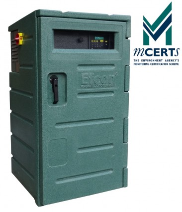 Efconomy MCERTS Refrigerated Water Sampler