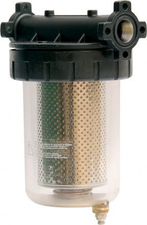 Gespasa FG-100G Microfilter for Petrol and Jet Fuel, 5 Micron ...