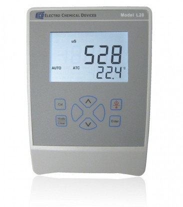 ECD L20 bench top Conductivity, TDS and Temperature Instrument