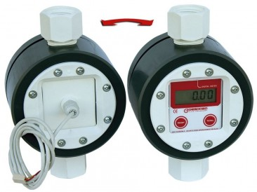 AdBlue flow meter :: Gespasa MGE/I-110 BLUE with Pulse