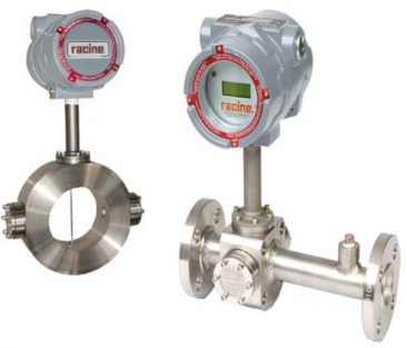 RWG Series Wafer flow Meter for BioGas :: 2""