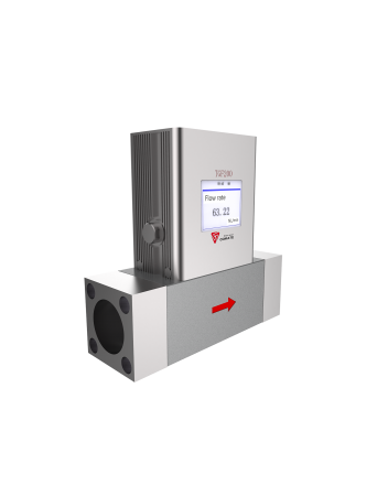 TGF200 Thermal Mass Flowmeter-DN8