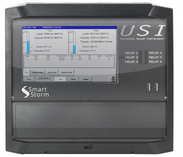 USI Level and Flow Controller