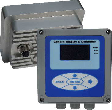 Non Contact Radar Velocity Open Channel Flow Meter Kit