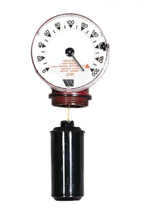Mechanical dial depth / level gauge